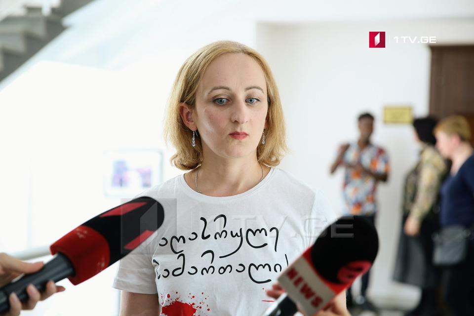 Адвокат Зазы Саралидзе - Ожидаем от прокуратуры действенных шагов