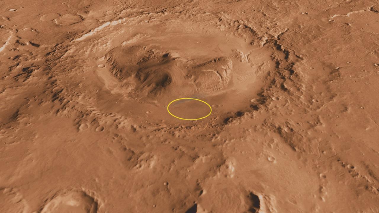 """მარსმავალ """"კურიოზიტის"""" უდიდესი აღმოჩენა წითელ პლანეტაზე"""