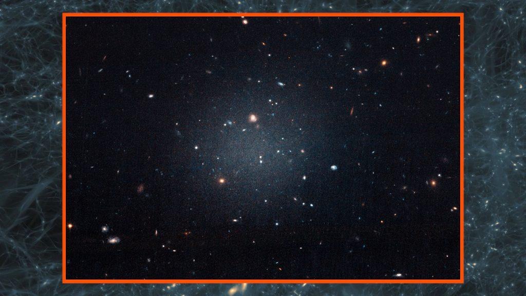 ბნელი მატერიის არმქონე უცნაური გალაქტიკის საიდუმლო ამოხსნილია