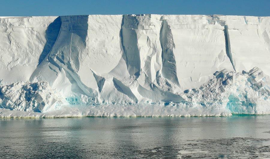 ანტარქტიდის ქვეშ უძველესი ქანების სტრუქტურა აღმოაჩინეს, რომელიც მყინვარის დნობას აკონტროლებს