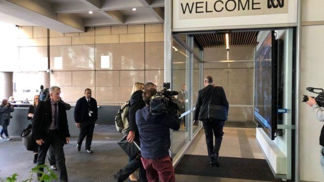 ავსტრალიის საზოგადოებრივ მაუწყებელში პოლიციამ ჩხრეკა ჩაატარა