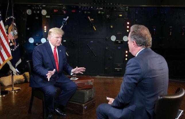 Дональд Трамп - Я не хочу вести военные действия против Ирана, но шанс для этого всегда существует