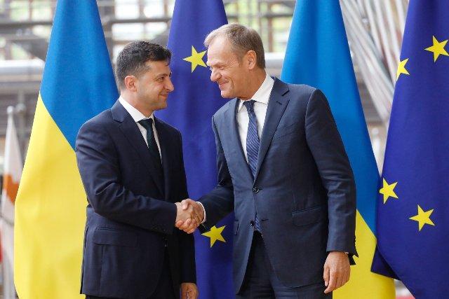 დონალდ ტუსკი - უკრაინას ევროკავშირის იმედი უნდა ჰქონდეს