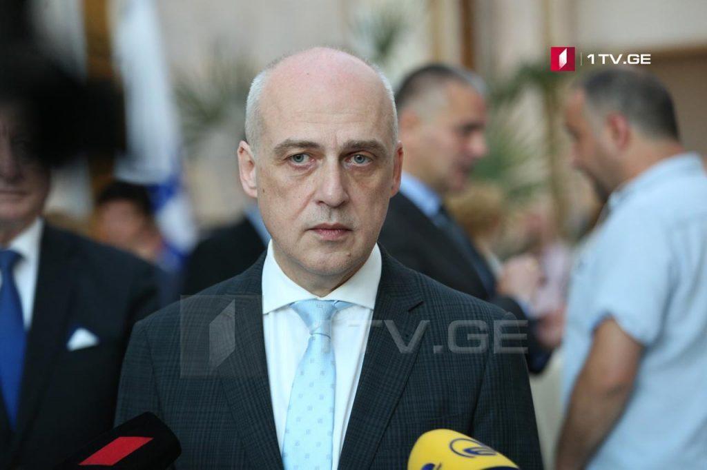 Davit Zalkaliani:  Tbilisi is ready to host second round of expert's Meeting over Davit Gareja issue