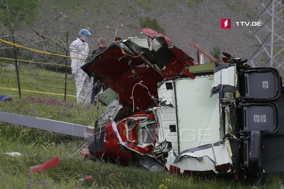 Ղազբեգիում, ուղղաթիռի ընկնելու հետևանքով, ճշտված տեղեկությամբ, զոհվել է երեք մարդ