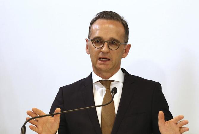 გერმანიის საგარეო საქმეთა მინისტრი ბირთვული შეთანხმების საკითხის განსახილველად თეირანში ჩავიდა