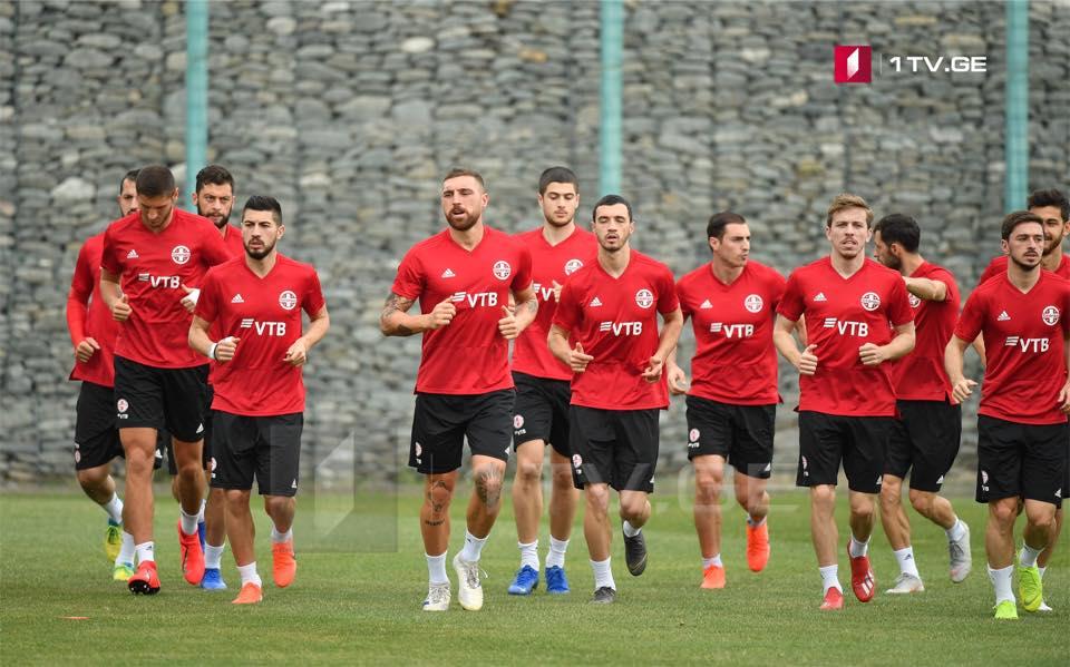 Վրաստանի ֆուտբոլի ազգային հավաքականն այսօր խաղալու է Դանիայի դեմ