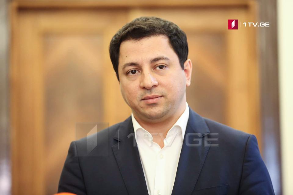 """Арчил Талаквадзе - """"Грузинская мечта"""" к 2020 году предстанет перед обществом с обновленной политической программой и командой"""
