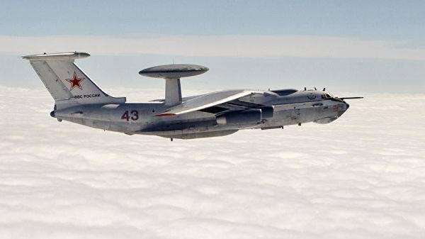 """რუმინეთში""""ნატო""""-ს (NATO) წვრთნების გამო, რუსეთმა შავ ზღვაზე """"ა 50"""" ტიპის სარადარო თვითმფრინავები გაგზავნა"""