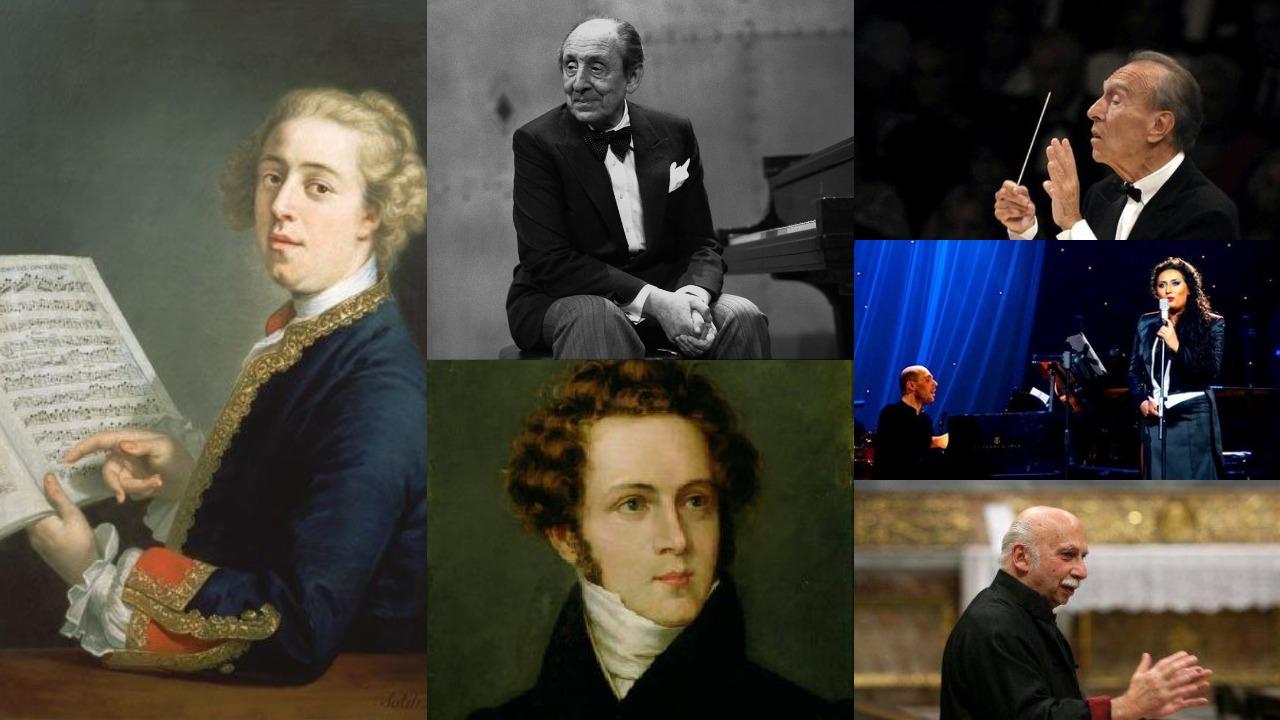 კლასიკა ყველასთვის - სხვადასხვა ეპოქის, სტილისა და ჟანრის მუსიკა