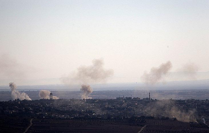 სირიის სახელმწიფო საინფორმაციო სააგენტო -სირიის საჰაერო თავდაცვის სისტემებმა ისრაელის ავიაიერიში მოიგერიეს