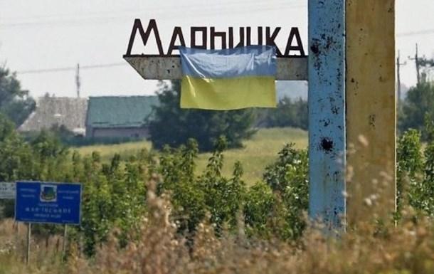 Yerli medianın məlumatına görə, Ukrayna ordusu Donetskin Marinka şəhərinə nəzarəti bərpa etdi