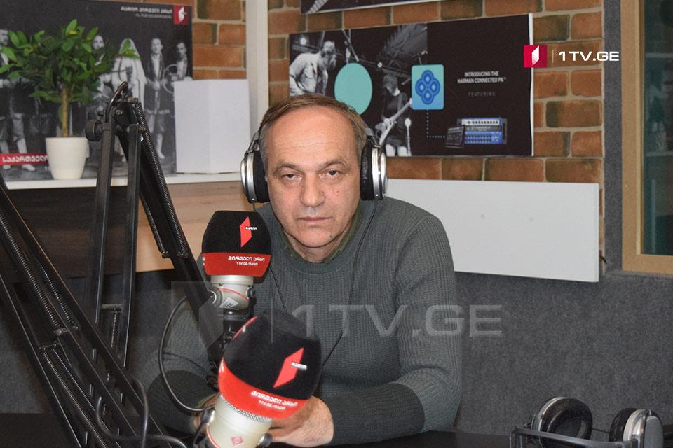 #ესტაფეტა - ქართული ფეხბურთის პრობლემები
