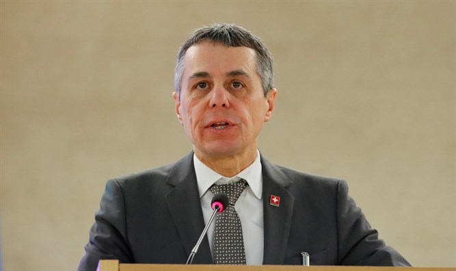 შვეიცარიის პირველი დიპლომატი მოსკოვში ვიზიტისას საქართველოში რუსეთის ინტერესების სექციის საკითხს განიხილავს