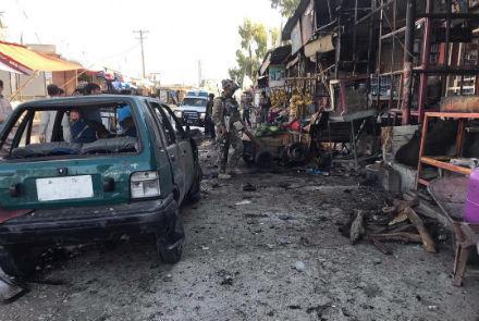 ჯალალაბადში თვითმკვლელი ტერორისტის თავდასხმას ცხრა ადამიანი ემსხვერპლა