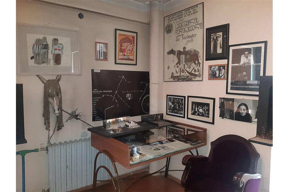 პიკის საათი - რადიოგიდი - რუსთაველის თეატრის მუზეუმი