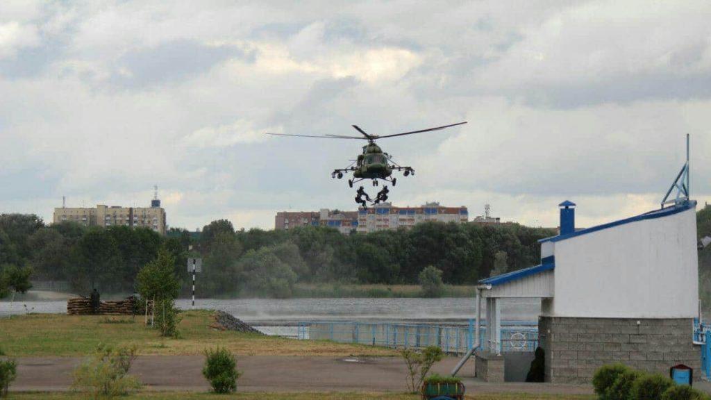 სერბეთი რუსეთთან და ბელარუსთან ერთობლივ სამხედრო წვრთნას მართვას