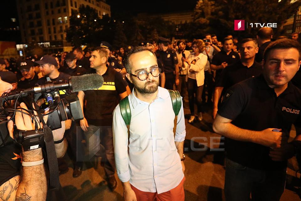 """""""თბილისი პრაიდის"""" ორგანიზატორები აცხადებენ, რომ ხელისუფლებასთან და საერთაშორისო ორგანიზაციებთან მოლაპარაკებები ორშაბათიდან განახლდება"""