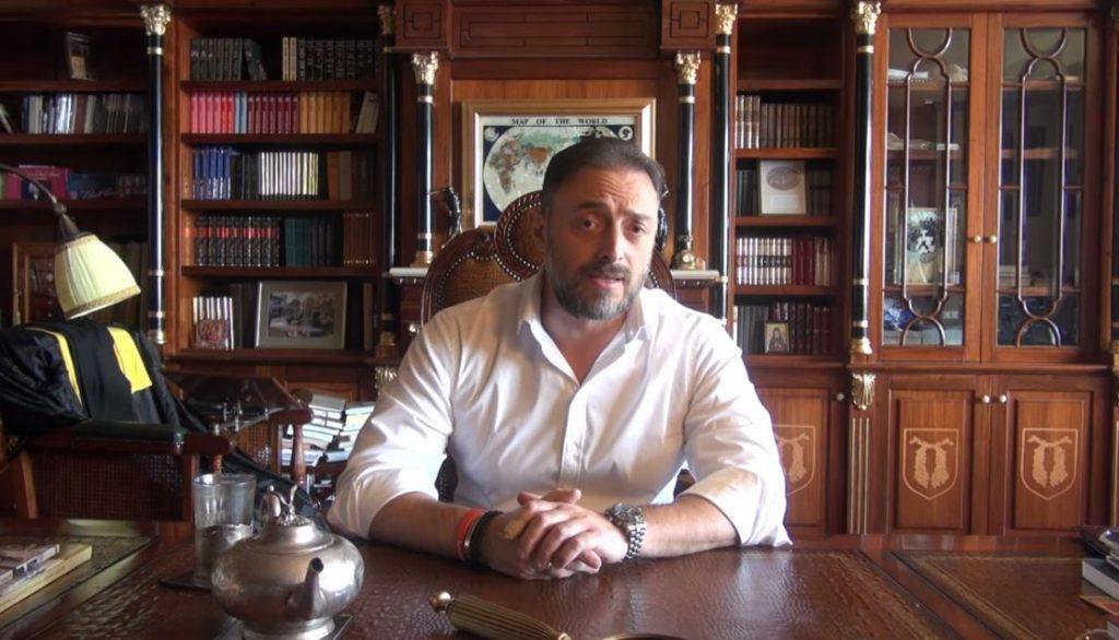 """Леван Васадзе заявляет, что завтра в парке Вера будет говорить о плане действий против """"Тбилиси Прайд"""""""