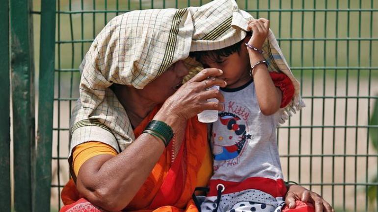 ინდოეთში ძლიერი სიცხისგან 29 ადამიანი დაიღუპა