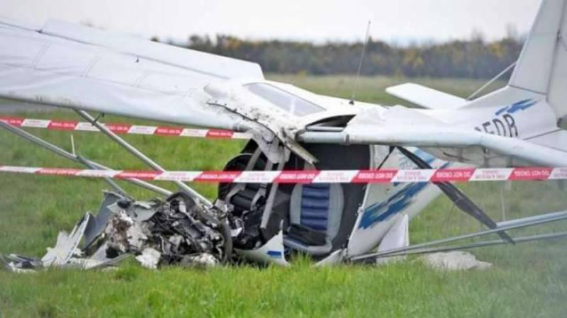 ახალ ზელანდიაში ორი თვითმფრინავი ერთმანეთს შეეჯახა