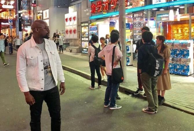 მეივეზერს იაპონიაში ბრძოლების ჩატარება სურს