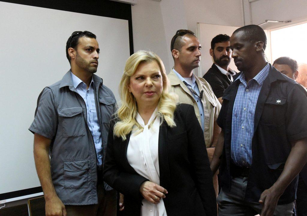 ისრაელის პრემიერ-მინისტრის მეუღლემ სასამართლოს წინაშე პირადი მოხმარებისთვის სახელმწიფო სახსრების ხარჯვა აღიარა
