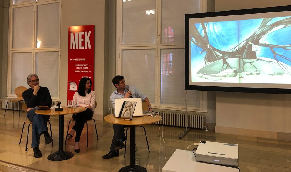 "Presentation of book ""Petre Otskheli"" held in Berlin"