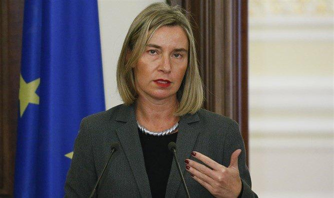 Федерика Могерини - Брюссель должен в ближайшее время начать переговоры по вступлению Албании и Северной Македонии в ЕС