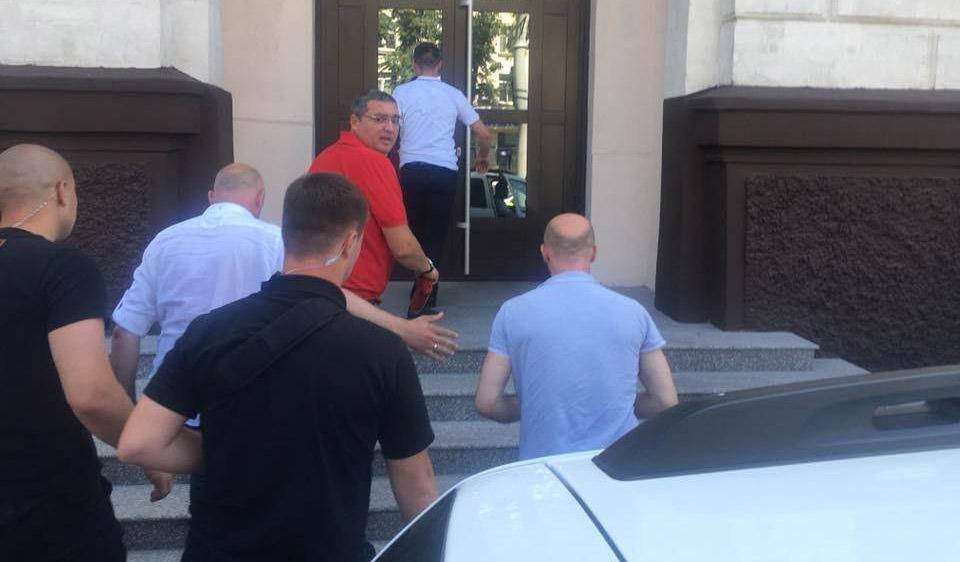 Молдовa aоппозициaтә политик Ренaто Усaт иaaнкылaрaзы aзиншәҟәы иaҧырхуп