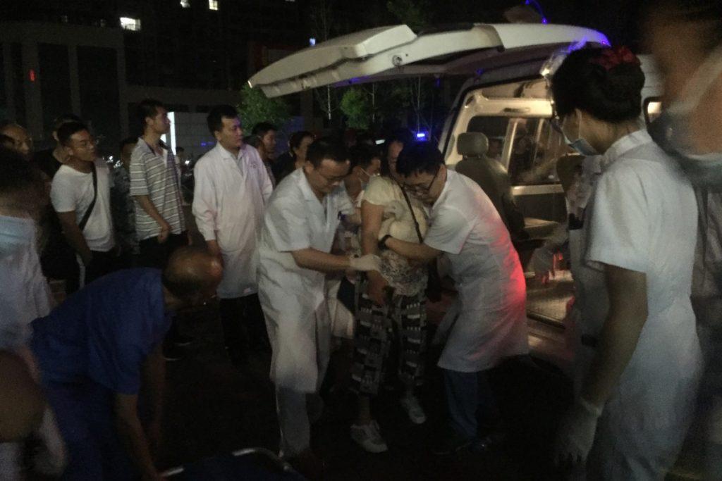Չինաստանում երկրաշարժի զոհերի թիվը հասել է 12-ի
