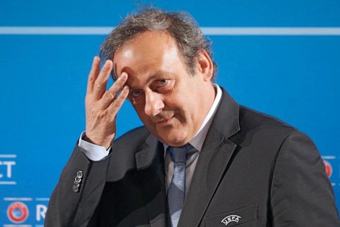 უეფა-ს (UEFA) ყოფილი პრეზიდენტი მიშელ პლატინი დააკავეს