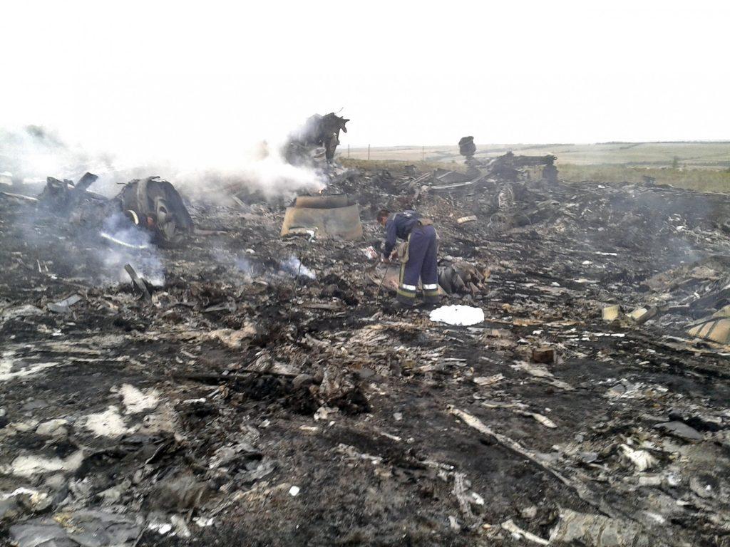 საგამოძიებო ჯგუფი უკრაინის აღმოსავლეთში მალაიზიური ავიახაზების თვითმფრინავის კატასტროფაში ეჭვმიტანილებს დაასახელებს