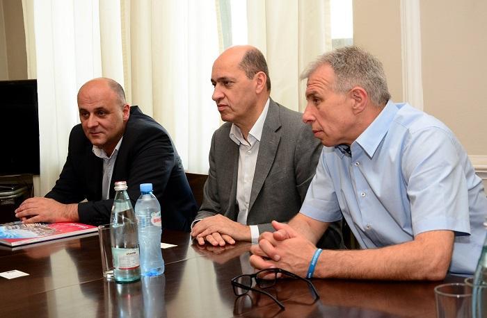 გიორგი ქართველიშვილი ფიბა (FIBA)-ევროპის იურიდიული კომისიის პრეზიდენტი გახდა