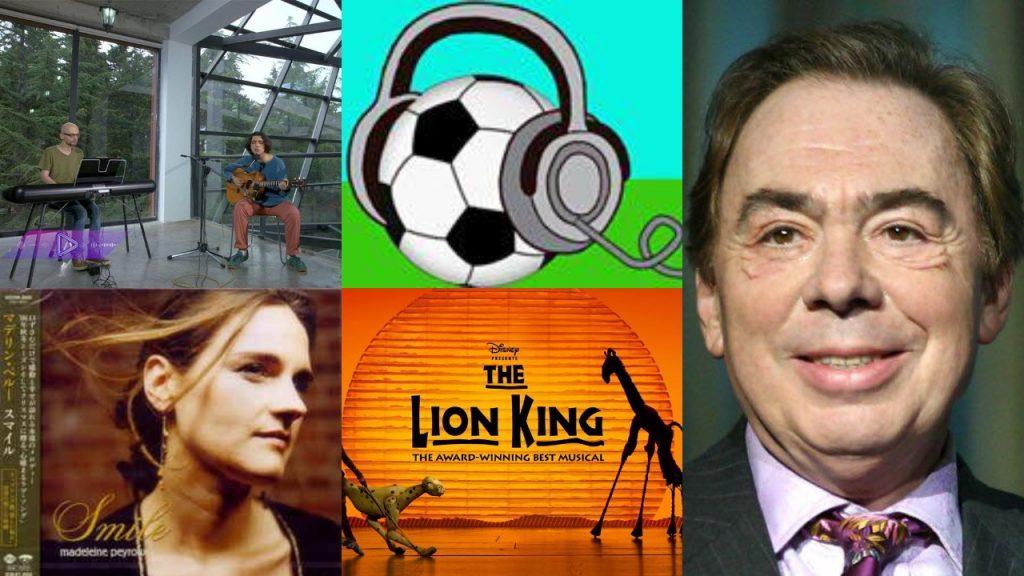 რადიო აკუსტიკა - ინტერვიუ ლექსო რატიანთან / ბროდვეის ყველაზე წარმატებული პროექტი