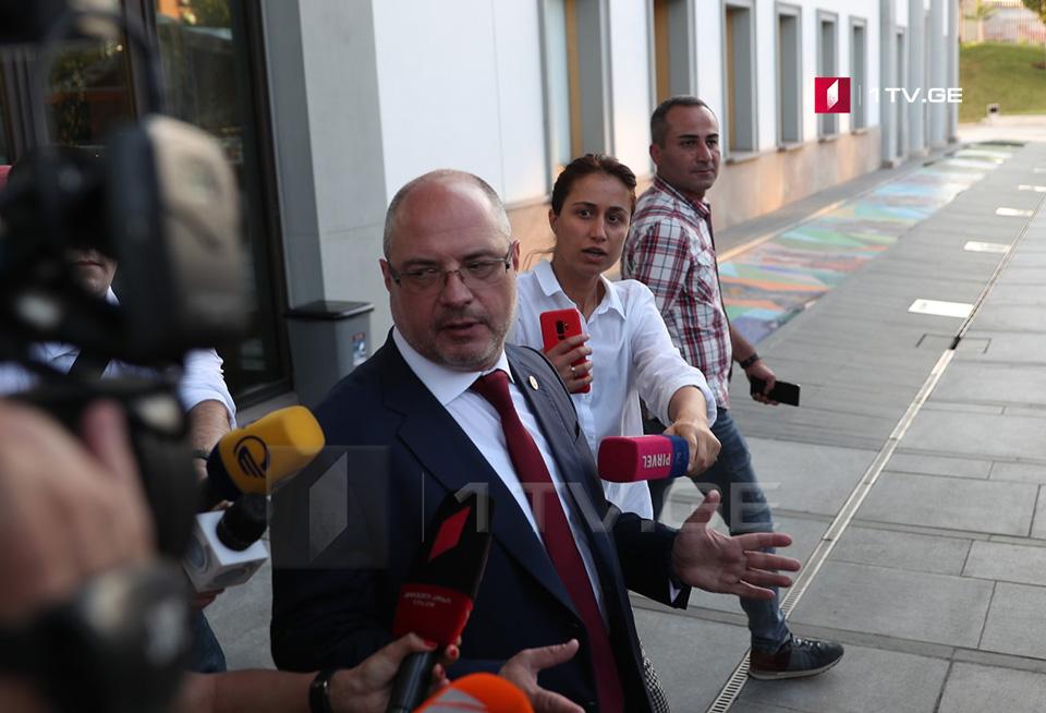 Сергей Гаврилов - Все переговоры по гуманитарным и экономическим вопросам между Россией и Грузией находятся под угрозой срыва