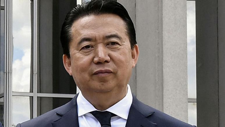 ინტერპოლის ყოფილმა ხელმძღვანელმა ჩინეთის სასამართლოს წინაშე დანაშაული აღიარა