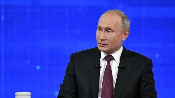 ვლადიმერ პუტინი - მოსკოვის მხრიდან ოპონენტებთან დათმობებზე წასვლის შემთხვევაშიც კი, რუსეთთან დასავლეთის ურთიერთობები კარდინალურად არ შეიცვლება