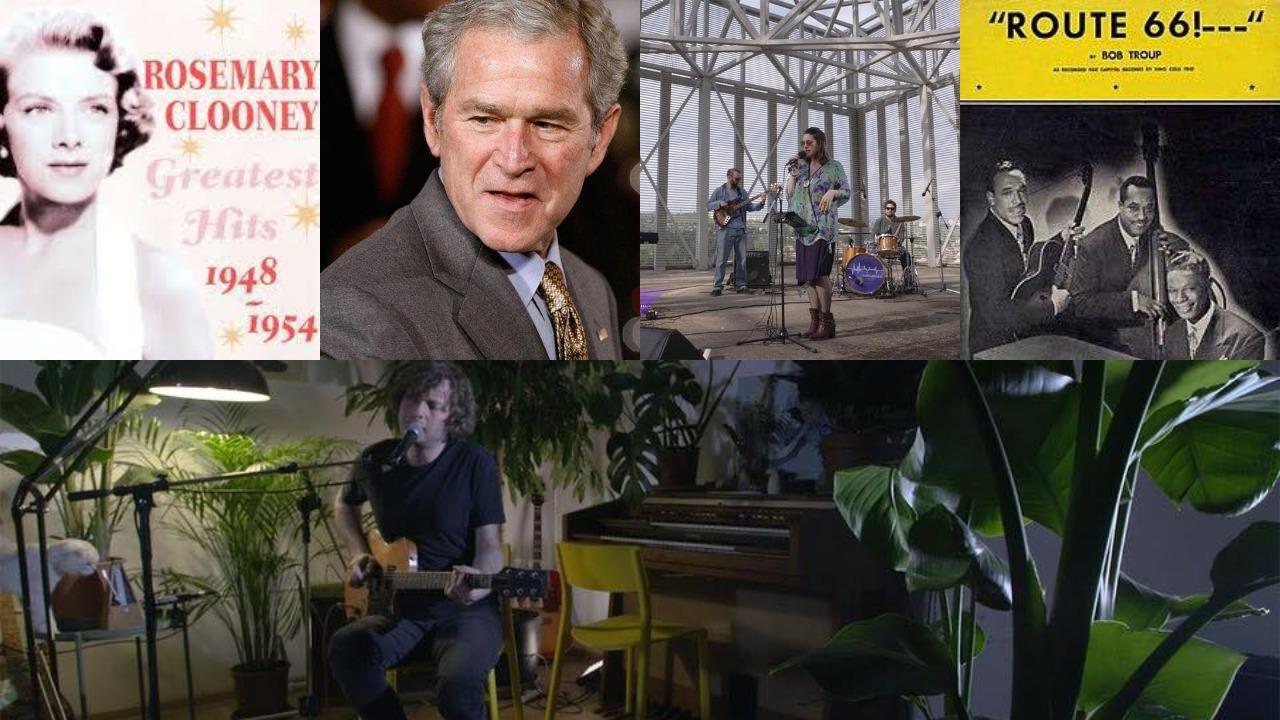 რადიო აკუსტიკა - ინტერვიუ ნიკა კოჩაროვთან / ჯორჯ ბუშ უმცროსის საყვარელი სიმღერები