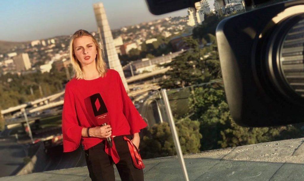 აქციის დაშლისას დაშავებული საქართველოს პირველი არხის ჟურნალისტის, ლიკა ალელიშვილის მდგომარეობა დამაკმაყოფილებელია