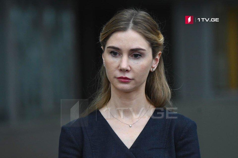 Тина Бокучава - Если Георгий Гахария ищет виновных, то пусть глянет в зеркало