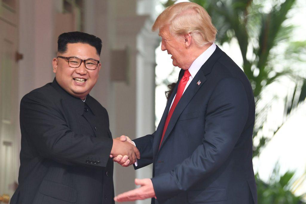 ჩრდილოეთ კორეის მედია - კიმ ჩენ ინმა დონალდ ტრამპისგან წერილი მიიღო