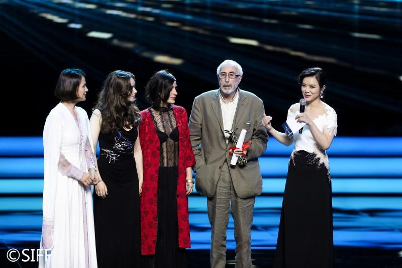 """რეჟისორ დიტო ცინცაძის ფილმი """"ჩაისუნთქე-ამოისუნთქე""""შანხაის საერთაშორისო კინოფესტივალის გამარჯვებულია"""