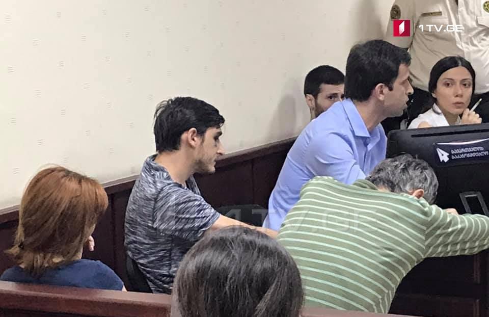 ირაკლი ხვადაგიანი - მირჩევნია, დარჩენილი ექვსი დღე პატიმრობაში მოვიხადო, ვიდრე გათავისუფლების ფურცელზე ლევან მურუსიძის გვარი იყოს