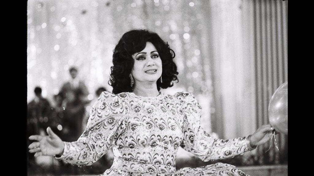 Gürcüstan radiosunun qızıl fondundan. Oxuyur Elmira Rəhimova -1