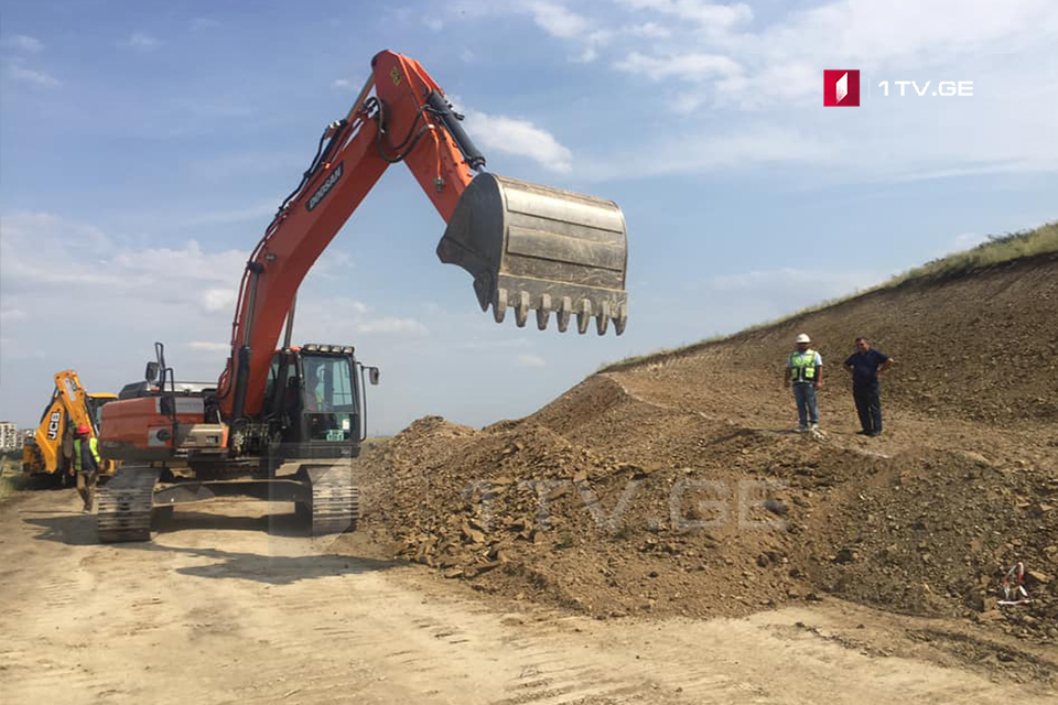 ისნის რაიონში ახალი გზის მშენებლობისთვის სამ მილიონ ლარამდე დაიხარჯება