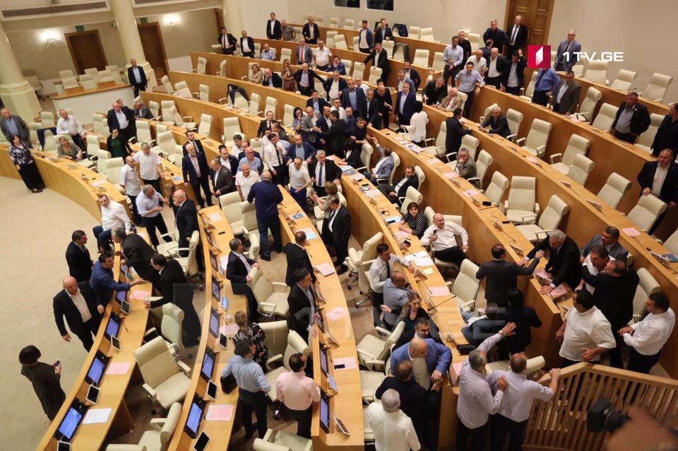 Parlament iclası #LIVE