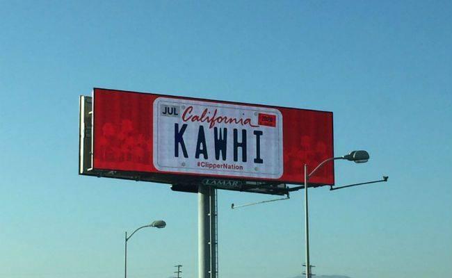 """""""ლოს ანჯელეს კლიპერსი""""კავაი ლეონარდს ეპატიჟება"""