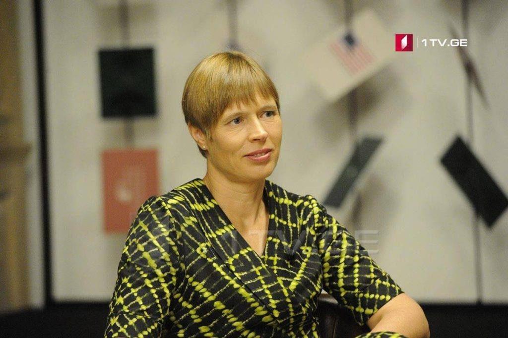 ესტონეთის პრეზიდენტი - რუსეთის დაბრუნება ევროსაბჭოს საპარლამენტო ასამბლეისთვის სამარცხვინოა