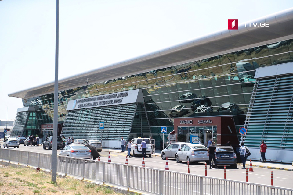 Վրաստանի օդանավակայանները նախորդ տարվա նույն ժամանակահատվածի հետ համեմատ սպասարկել են 44 959 ուղևորով պակաս